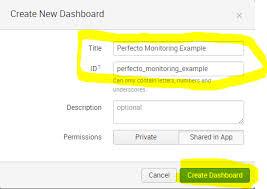 Splunk Example Dashboard Documentation Documentation
