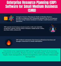 Top 54 Enterprise Resource Planning Erp Software For Small