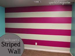 Attractive Paint A Bedroom Wall Trends And Bathroom Walls Mold Painted  Pictures Diy Stripes Bedrooms