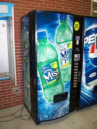 Aquafina Vending Machine Hack Extraordinary Vending Machines Flickr