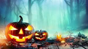 Halloween Aesthetic Background ...