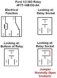 iso relay wiring diagram wiring diagram and schematic relay wiring pirate4x4 4x4 and off road forum