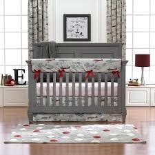 hockey crib bedding