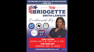Bridgette Smith - Lawson for Fort Bend County Attorney - YouTube