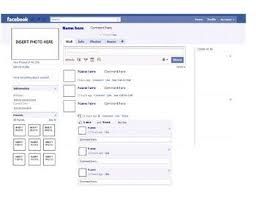 facebook template for student projects. 9 Best Images of Project Facebook Templates For Students Facebook