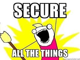 Your best Internet Meme Security Awareness poster - Spiceworks via Relatably.com