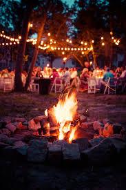 Intimate Fall Outdoor Backyard Wedding In Manhattan KSBackyard Fall Wedding