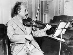 got a hobby might be a smart professional move wutc physicist albert einstein found great joy in his hobby playing the violin