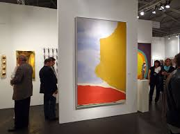 sf fine art fair 2018 opening night san francisco california carmel by the sea