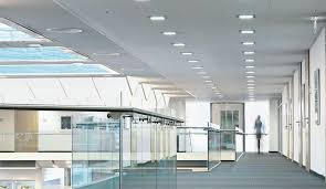 lighting in an office. by automating the work place we can make sure that energy usage stays within certain set parameters and help us in reducing carbon footprints lighting an office l