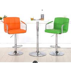orange office chair house chair hotel office computer stool green orange purple color free orange office chair