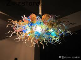 murano glass pendant lighting awesome new style ceiling chandelier handmade murano glass home decor table