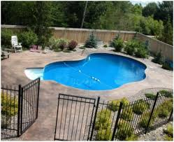 Backyard Pool Landscaping Backyards Charming Pools Backyard Backyard Pools Shorewood