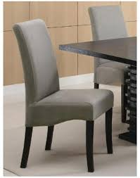 dining room amazing grey leather chairs dosgildas prepare table and 6 yellow bobs furniture