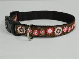 Patterned Dog Collars Unique Patterned Dog Collars