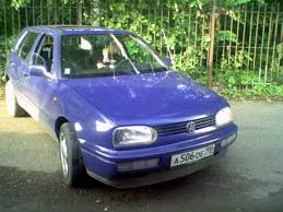 1997 Volkswagen GOLF 3 Pictures, 1600cc., Gasoline, FF, Manual For ...