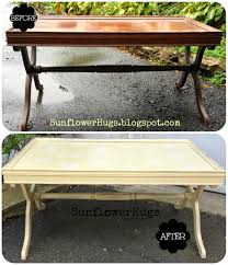 Old Coffee Table Makeovers Sunflowerhugs Eight Table Makeovers