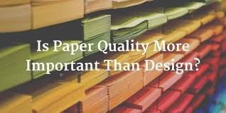 What Paper Quality Is Right For My Business And Print Media