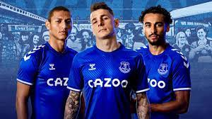 Through the years is a reference to a continuous period of time with the same overall conditions. Everton And Hummel Reveal 2020 21 Home Kit