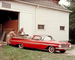 what new car did chevy release in 1968Chevrolet El Camino  Wikipedia