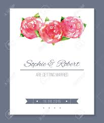 Save The Date No Photo Save The Date Wedding Invitation Card No Transparency No Gradients