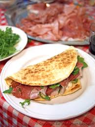 Piadina Romagnola Authentic Italian Recipe And History About This