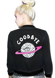 Goodbye Bread Size Chart Goodbye Denim Jacket