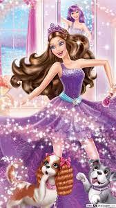 Barbie - Công chúa và các ngôi sao nhạc pop Tải xuống hình nền HD