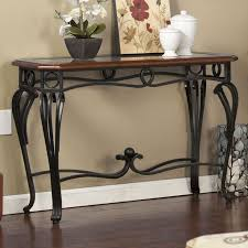 wood and wrought iron furniture. wood wrought iron tv stand good reviews about home design ideas and furniture