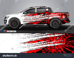 Free Decal Designs Pick Up Truck And Car Decal Design Vector Abstract