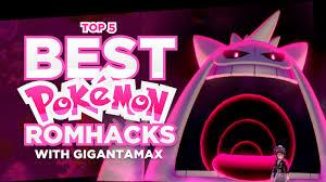 Top 5 BEST Pokemon GBA ROM Hacks with Gigantamax - PokéHarbor