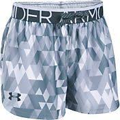 under armour shorts for girls. under armour girls\u0027 3\u0027\u0027 printed shorts for girls t