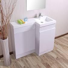 gloss sink bathroom cupboard cabinet