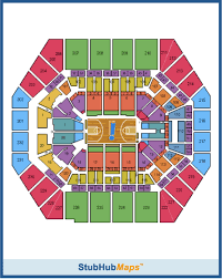 Bankers Life Seating Chart 3d Stadium Seat Flow Charts