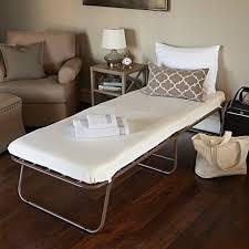 Night Therapy Weekender Elite Folding Guest Bed with Bonus Storage Bag