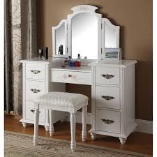 Bedroom Vanit Makeup Dresser With Lights Cheap Vanity Table