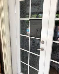 patio glass repair