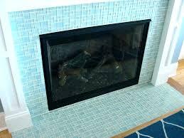glass tile fireplace glass tile fireplace surround s gas glass tile fireplace design ideas