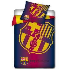 official fc barcelona single duvet covers bedding bedroom barcelona bedroom
