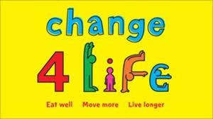 Image result for change 4 life logo