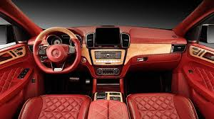 Mercedes gle coupe mpg & co2. Red Crocodile Skin Gives Extra Bite To Mercedes Gle Coupe Interior