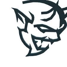 dodge demon logo - Roblox