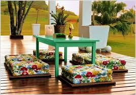 Outdoor Floor Seating 1 Outdoor Floor Seating Nongzico