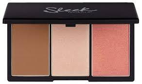 Купить Sleek MakeUp <b>Палетка для корректировки формы</b> лица ...