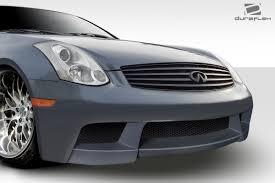 Duraflex (112873) 2003-2007 Infiniti G Coupe 2DR G35 Duraflex D ...