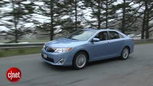 2012 Toyota Camry Hybrid XLE - YouTube