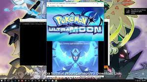Pokémon Ultra Sun and Ultra Moon 3DS DS GBA Rom Download on Vimeo