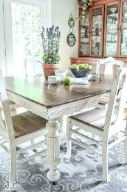 Antique White Dining Room Unique Inspiration Ideas