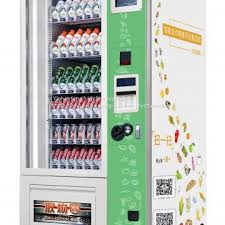 Automat Vending Machine For Sale Custom YCFVM48 Cold Drinks Vending Machines For Saleautomat Food Vending