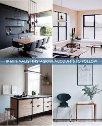 19 Instagram Accounts To Follow If You're In a Clean & Minimal Mood ...
